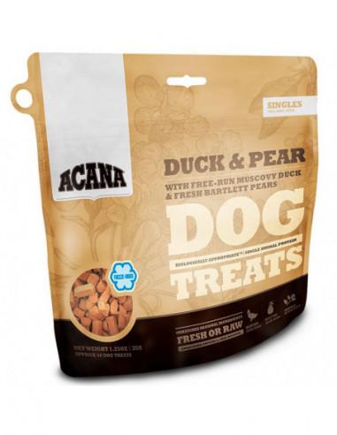 Acana Treats Duck & Pear Perro 35Gr