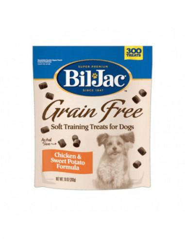 Bil Jac Grain Free Treat Dog 10 Oz