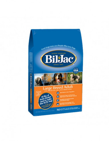 Bil Jac Large Breed Adult Dog Food...