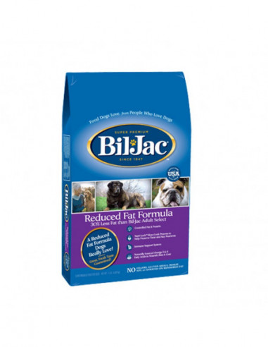 Bil Jac Reduced Fat Adult Dog Food...