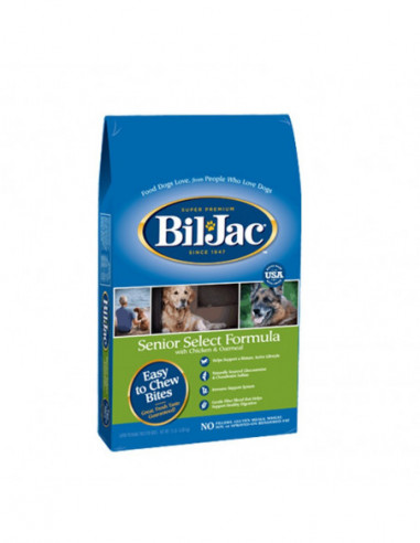 Bil Jac Senior Select Dog Food 6,8 Kg