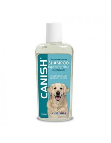 Canish Shampoo Hipoalergenico 390 Ml