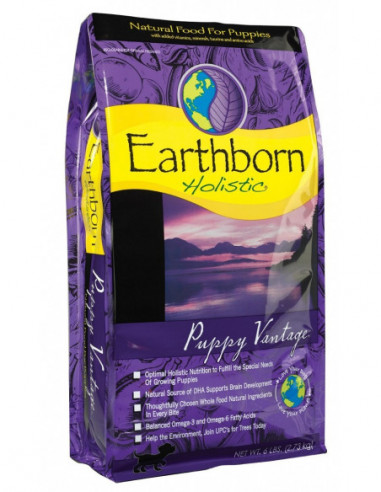 Earthborn Puppy Vantage Canine 2,5 Kg