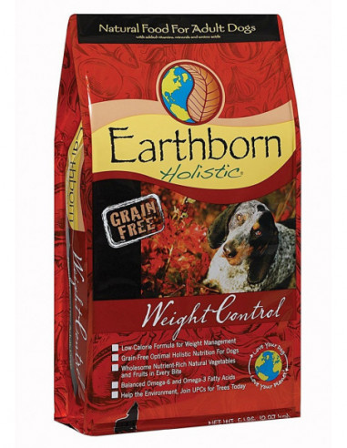 Earthborn Weigth Control Grain Free...