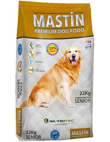 Mastín Senior 22 Kg