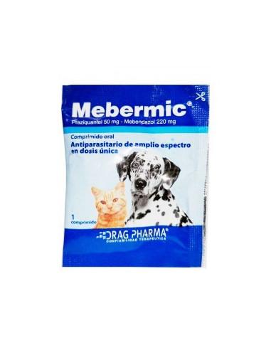 Mebermic 1 Comprimido
