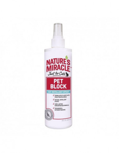 Nm Jfc Pet Block Repelent 236Ml
