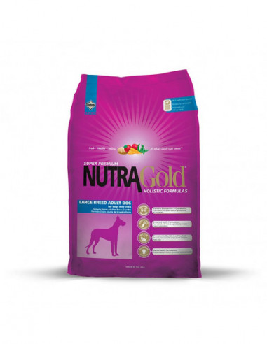 Nutra Gold Holistic Adulto Large...