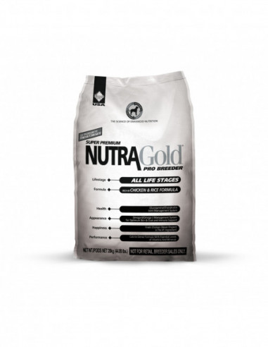 Nutra Gold Holistic Breeder All...