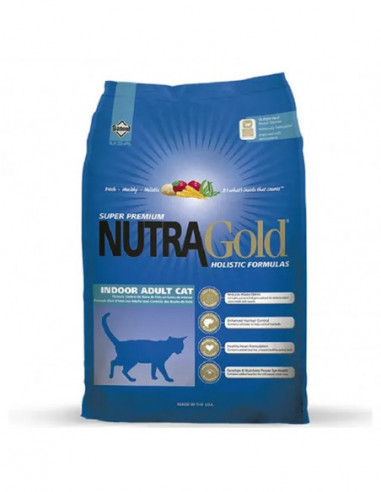 Nutra Gold Holistic Indoor Gato...