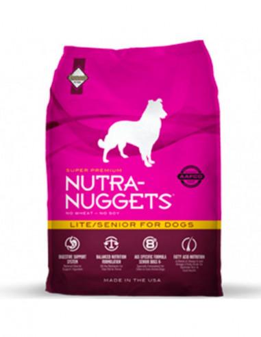 Nutra Nuggets Adulto Lite Senior 15 Kg