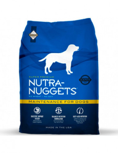 Nutra Nuggets Adulto Maintenance 3 Kg