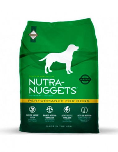 Nutra Nuggets Adulto Performance 15 Kg