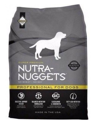 Nutra Nuggets Adulto Profesional 15 Kg