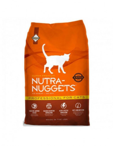 Nutra Nuggets Profesional Cat 3 Kg