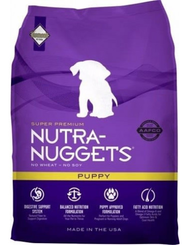 Nutra Nuggets Puppy Medium And Small...