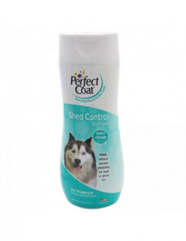 Perfect Coat Shed Control Shampoo -...