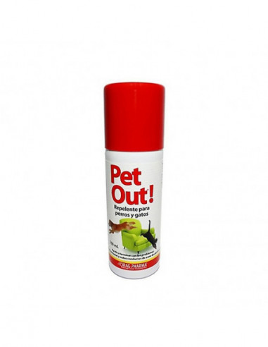 Pet Out Repelente