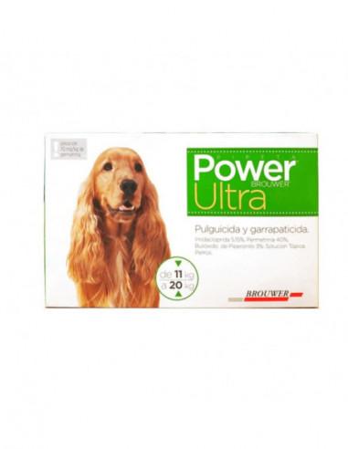 Power Ultra Pipeta 11-20 Kg (Verde)