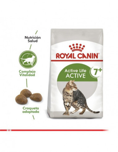 Royal Canin Active 7+ Gato 1,5 Kg
