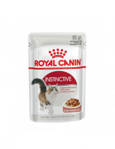 Royal Canin Adult Inst Pouch 85Gr