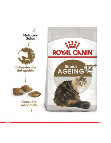 Royal Canin Ageing 12+ Gato 2 Kg