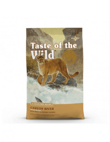 Taste Of The Wild Canyon River Feline...