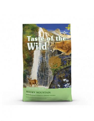 Taste Of The Wild Rocky Mtm Feline 7 Kg