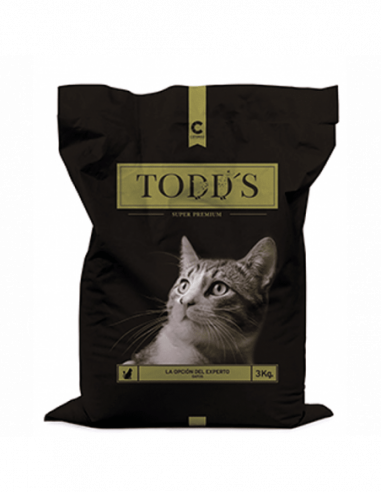 Todds Gato 3 Kg
