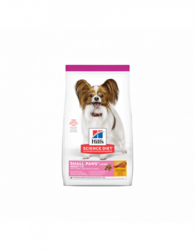 Hills Small Paws Light Adult 1-6...