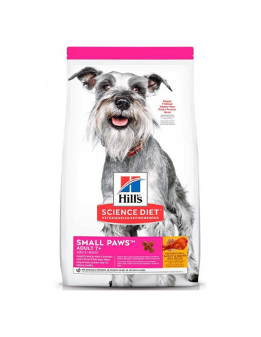 Hills Small Paws Adult 7+ Canine 2,04 Kg