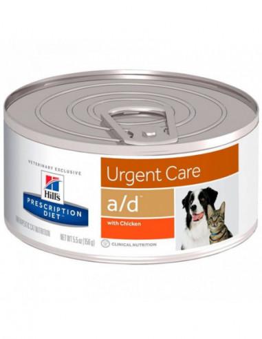 Hills Lata Urgent Care A/D Canine 156 Gr