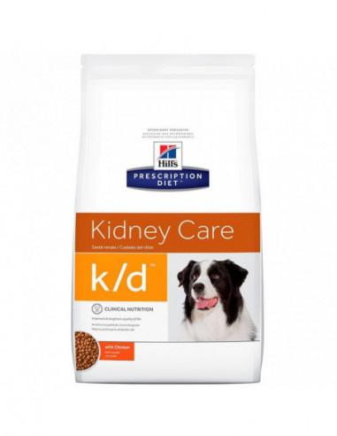 Hills Kidney Care K/D Canine 3,85 Kg