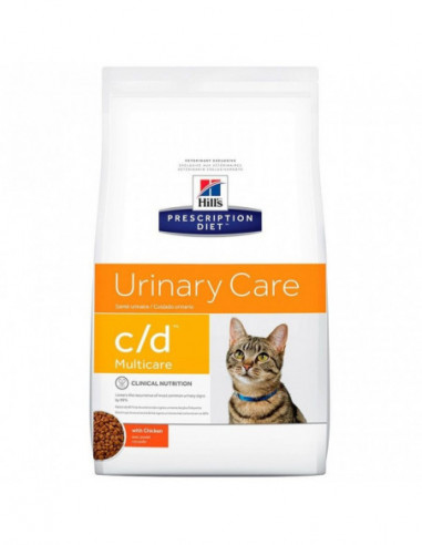 Hills Urinary Care C/D Multicare...