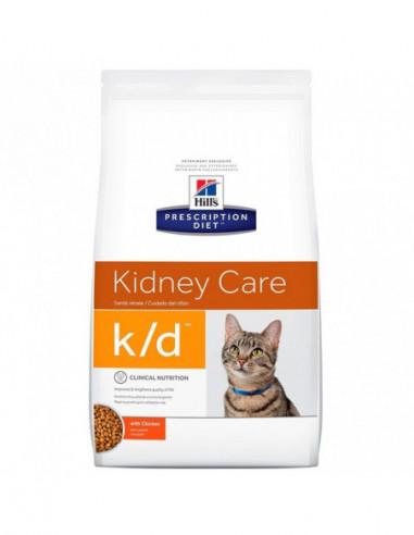 Hills Kidney Care K/D Feline 3,8 Kg