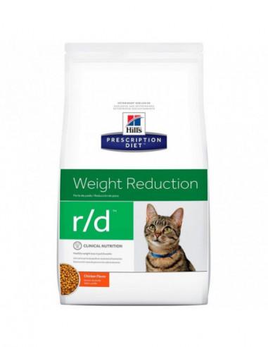 Hills Weight Reduction R/D Feline...