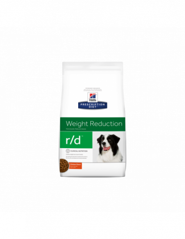 Hills Weight Reduction R/D 1,5 Kg Canine
