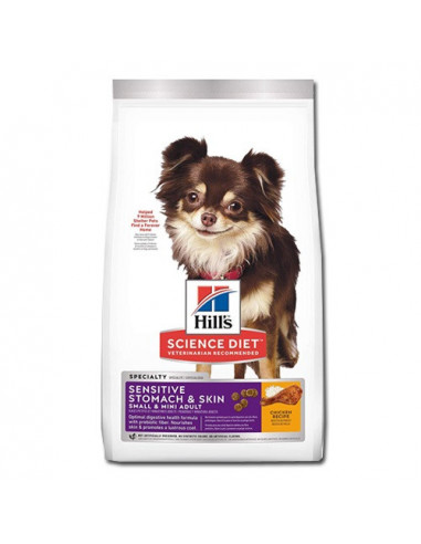 Hills Canine Adult Sensitive Stomach...