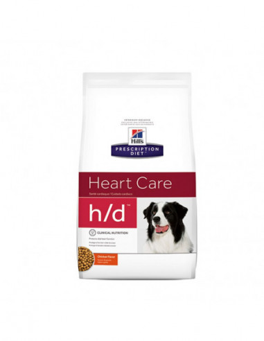 Hills Canine H/D Heart Care 7,9 Kg