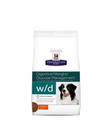 Hills Canine W/D Digestive / Weight /...
