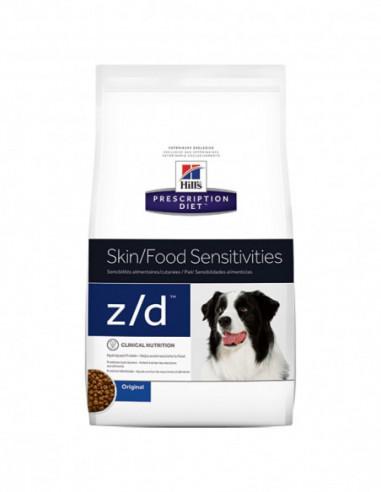 Hills Canine Z/D Skin & Food...