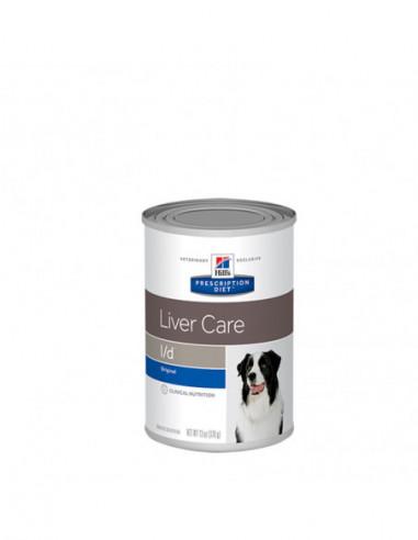 Hills Canine L/D Liver Care Latas 370 Gr