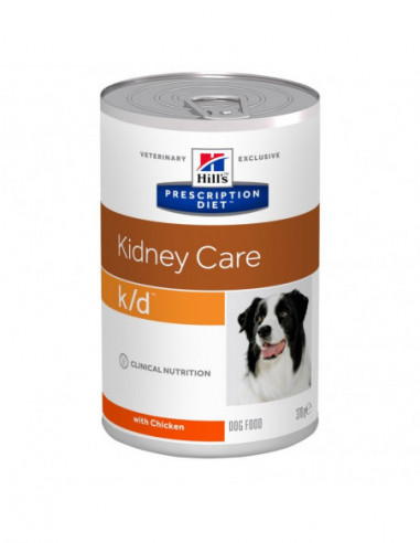 Hills Canine K/D Kidney Care Latas...