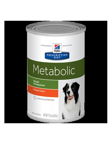 Hills Canine Metabolic Latas 370 Gr