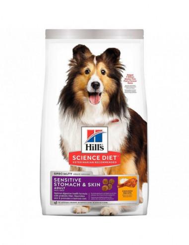 Hills Canine Adult Sensitive Stomach...