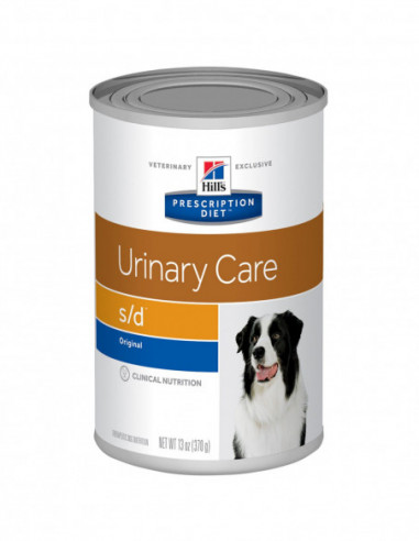 Hills Canine S/D Urinary Care Latas...