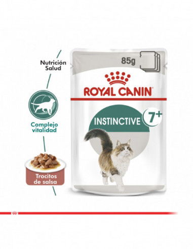 Royal Canin Adult Instinctive 7+...