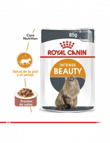 Royal Canin Gato Intense Beauty Pouch...