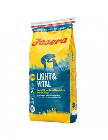 Josera Light Y Vital 15 Kg