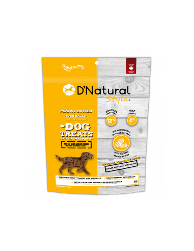 D'Natural Style Grain Free Butter 400 Gr